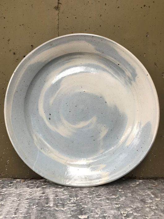 Platter - laminated 2 clays